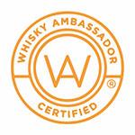 zertifizierte Auszeichnung für Whiskyexperten